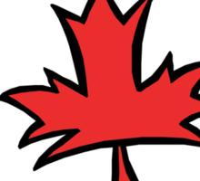 Love Canada T-Shirt Sticker