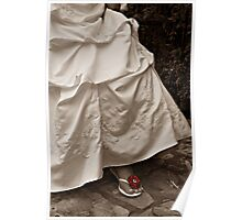 Bridal Shoes Poster