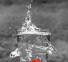 Strawberry Splash by fernblacker