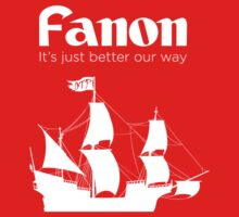 Fanon is Better by AngstyG