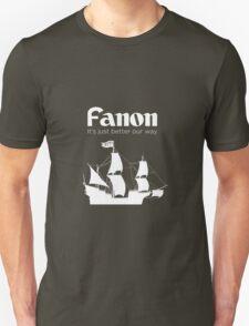 Fanon is Better T-Shirt