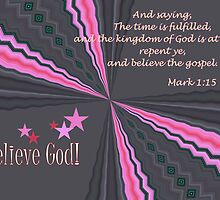 The Kingdom of God is at Hand by aprilann