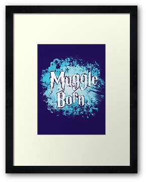 Muggle Born by nimbusnought