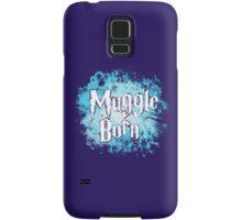 Muggle Born Samsung Galaxy Case/Skin