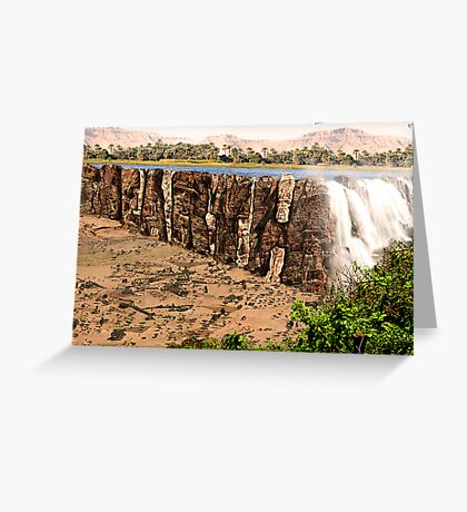 Amazin Earth Greeting Card