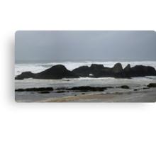 Seal Rocks Canvas Print