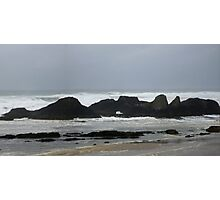 Seal Rocks Photographic Print