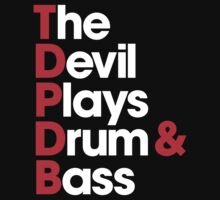 The Devil Plays Drum & Bass by DropBass
