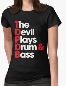 The Devil Plays Drum & Bass T-Shirt