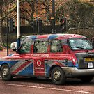 London Taxi Cab by FC Designs