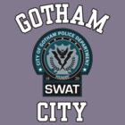 Gotham City Police SWAT by TGIGreeny