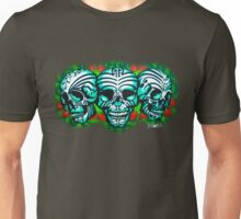 Moko Skulls Unisex T-Shirt