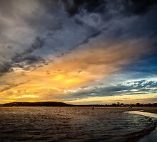 Kalbarri Sunset by Russell Charters