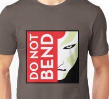 Do Not Bend - Amon B Unisex T-Shirt