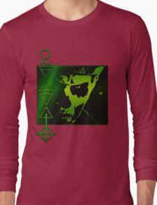 PAPA THE LIZARD KING Long Sleeve T-Shirt