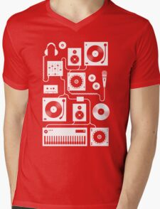 Four To The Floor — Electric Orange T-Shirt