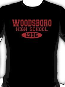 Scream Woodsboro High School T-Shirt