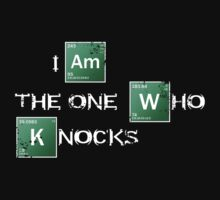 I am the one who knocks by kprojekt