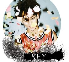 Key splat by satansaysyo