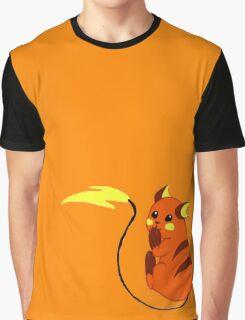 Cheeky Raichu Graphic T-Shirt