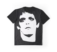 Lou Reed Transformer Shirt Graphic T-Shirt