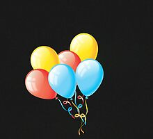 Childrens' Delight - Balloons by EdsMum