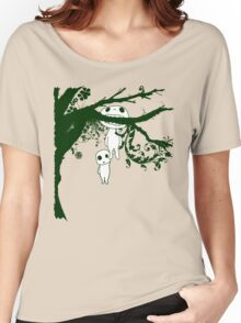 Kodoma Tree Spirit Women's Relaxed Fit T-Shirt