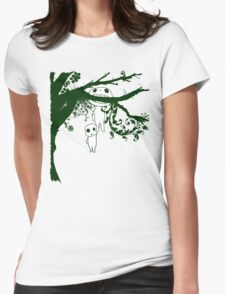 Kodoma Tree Spirit Womens Fitted T-Shirt