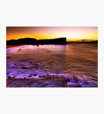 Sunrise Avalon BEACH SYDNEY'S Northern Beaches Photographic Print