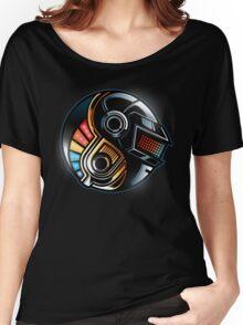 Daft Yin-Yang Women's Relaxed Fit T-Shirt