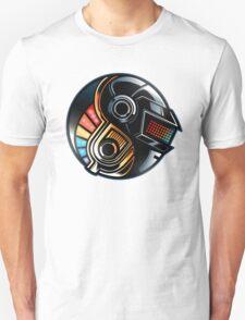Daft Yin-Yang Unisex T-Shirt