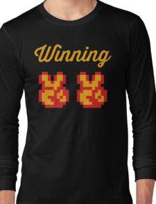 Street Fighter #Winning Long Sleeve T-Shirt