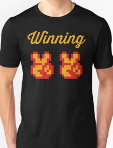 Street Fighter #Winning T-Shirt