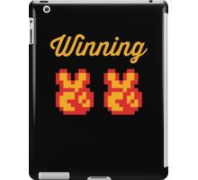 Street Fighter #Winning iPad Case/Skin