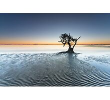 """Singularity"" ∞ Nudgee Beach, QLD - Australia Photographic Print"