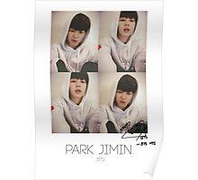 BTS/Bangtan Sonyeondan - Jimin Photocard Poster