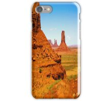 John Ford's Monument Valley iPhone Case/Skin