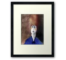 Clarissa Dalloway Framed Print