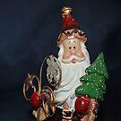 Santa 2 by Leanne Allen