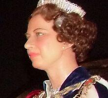 Her Majesty Queen Elizabeth  by AnnDixon