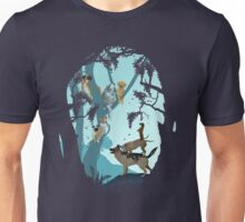 Dog Forest Unisex T-Shirt