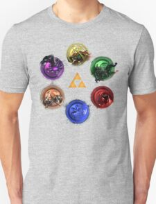Ocarina Of Time:  All Bosses T-Shirt