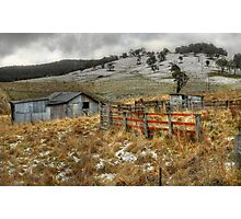 Baby Its Cold Outside - Oberon, NSW - The HDR Experience Photographic Print