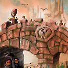Troll by Matt Bissett-Johnson