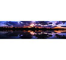 Mirrored Magic Photographic Print