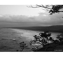 Stormy Seascape Photographic Print