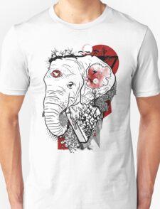 Melting Elephant T-Shirt