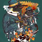 Mobster Puzzle by Liviu Matei