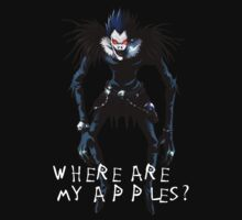 Death Note Ryuk by ShineTime