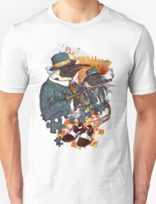 Mobster Puzzle T-Shirt